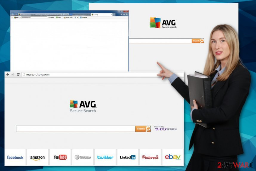 AVG SafeGuard Toolbar virus
