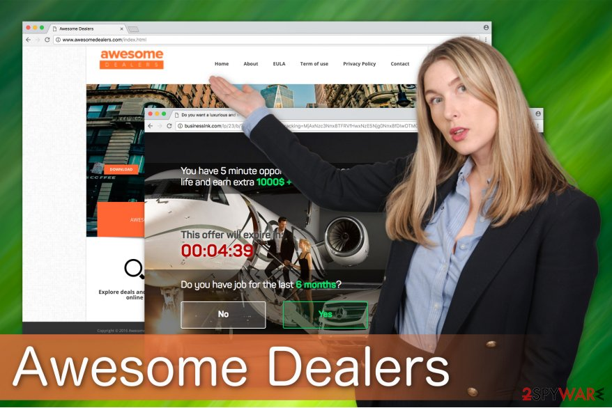 Awesome Dealers ads