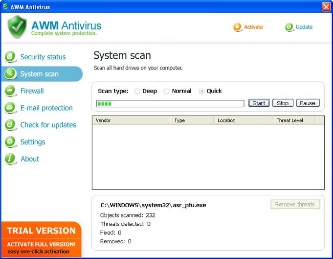 AWM Antivirus