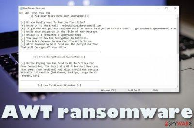 AWT ransomware virus