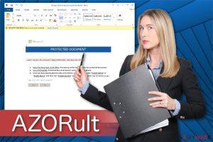AZORult virus