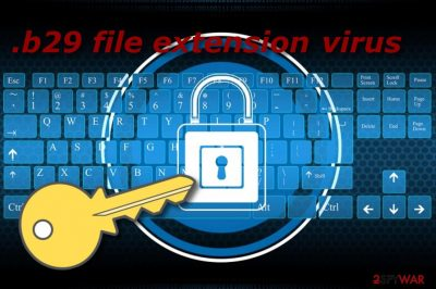 .b29 File extension virus
