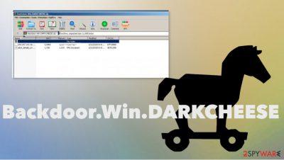 Backdoor.Win.DARKCHEESE