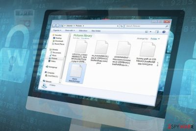 Badfail@qq.com ransomware renders personal files unreadable
