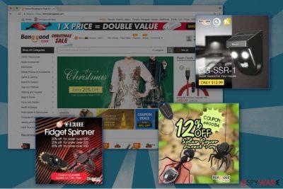 Banggood.com ads image
