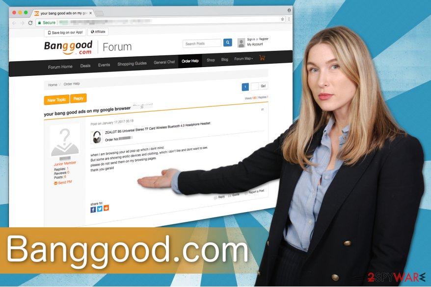 Banggood.com illustration