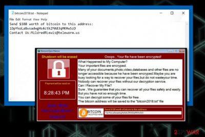 BansomQare Manna ransomware