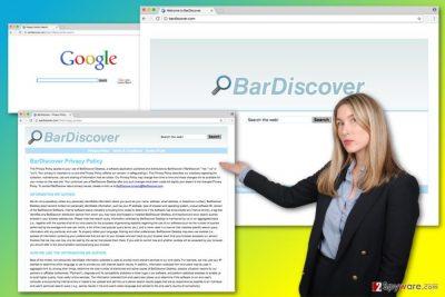 Bardiscover.com virus