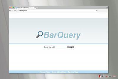 Screenshot of Barquery.com