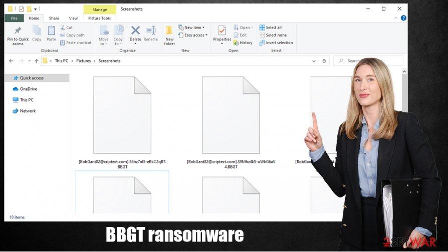 BBGT ransomware virus