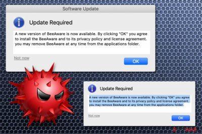 BeeAware software update