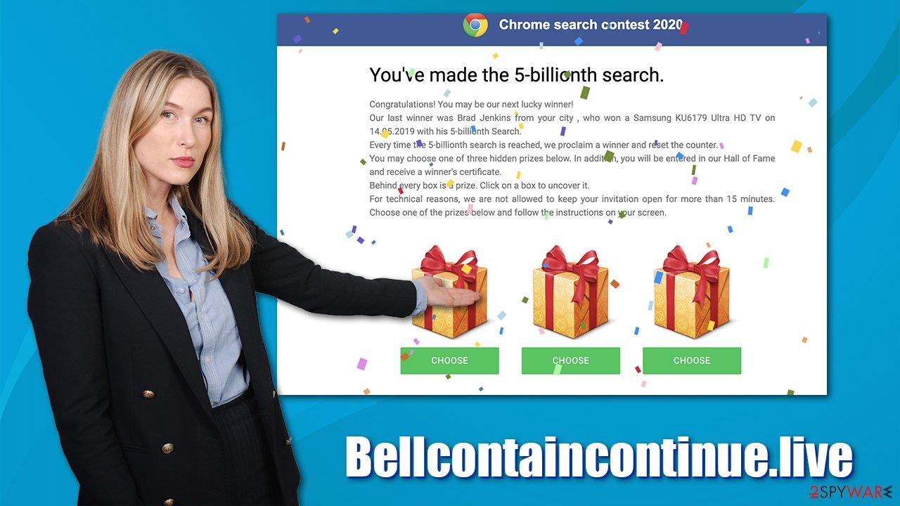 Bellcontaincontinue virus