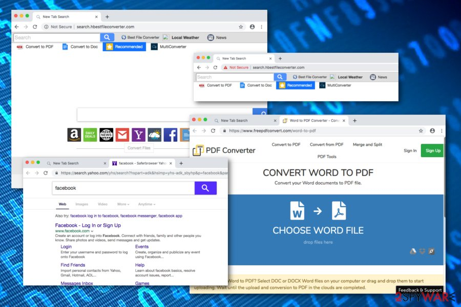 Best File Converter browser hijacker