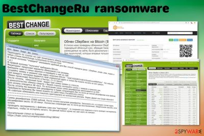 BestChangeRu ransomware