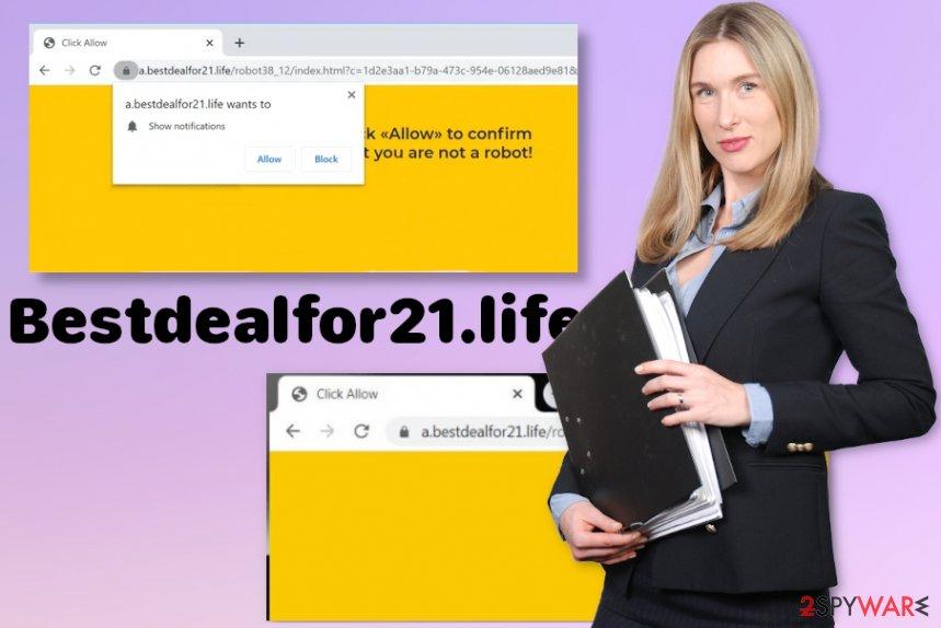 Bestdealfor21.life PUP