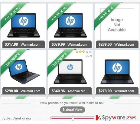 YouShopping ads snapshot