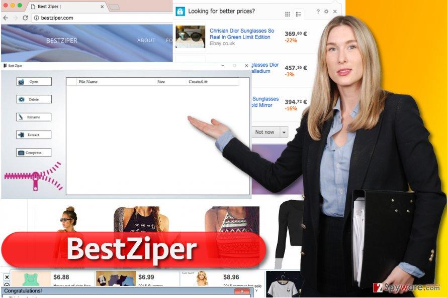 BestZiper ads
