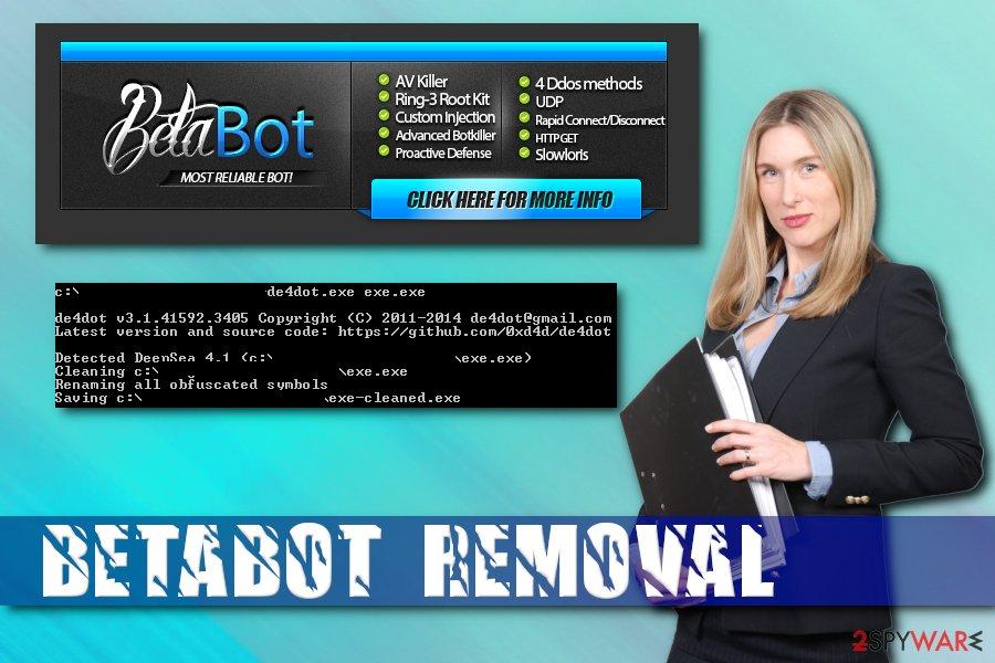 BetaBot malware