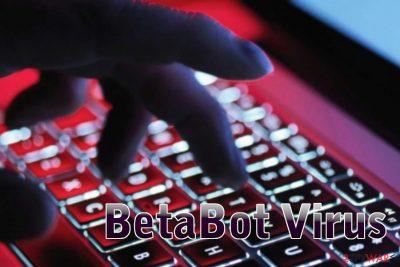 BetaBot virus