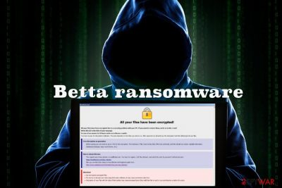 Betta ransomware