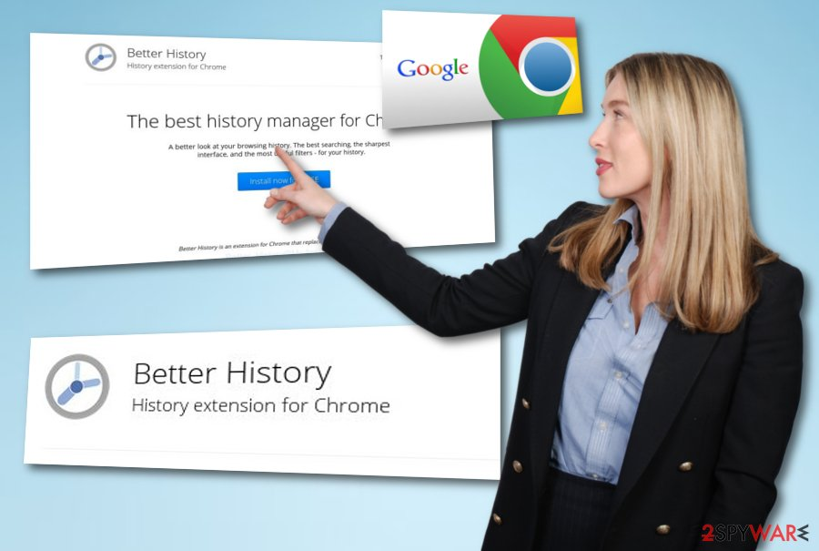 Better History adware