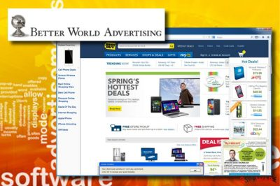 BetterWorld adware
