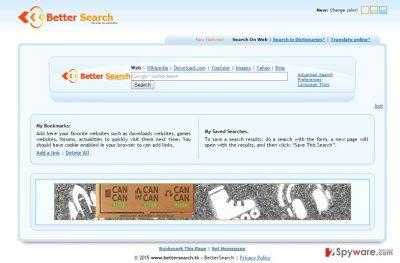 Bettersearch.tk virus