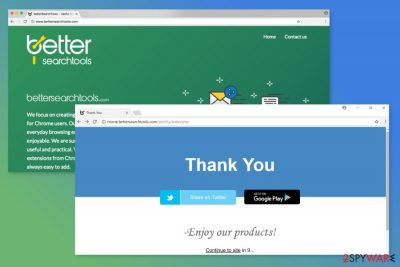 Image of Bettersearchtools.com