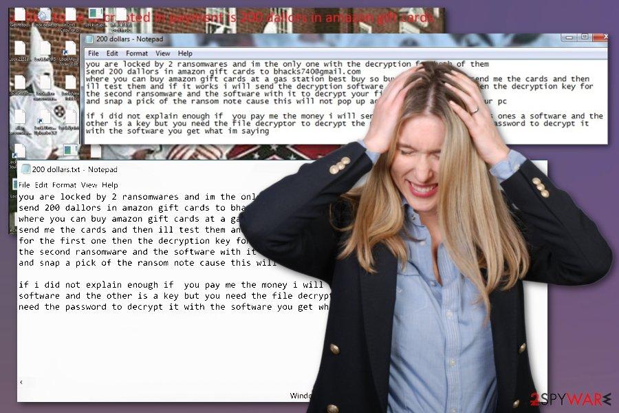 Bhacks ransomware virus