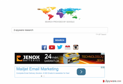 the picture showing Bilisearch.com