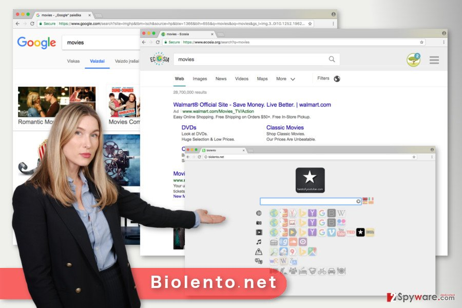 The picture of Biolento.net virus