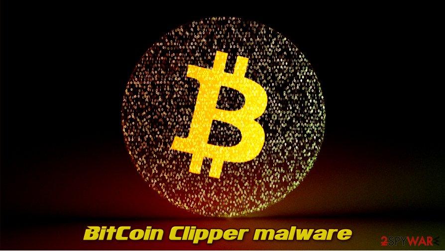 BitCoin Clipper malware