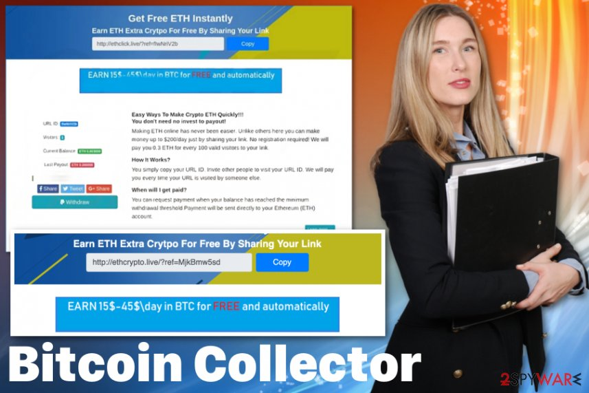 Bitcoin Collector malware