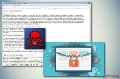 Bitcoin ransomware