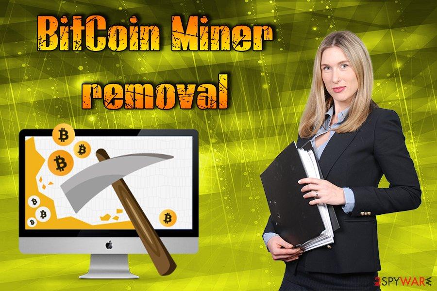 Bitcoin miner elimination steps