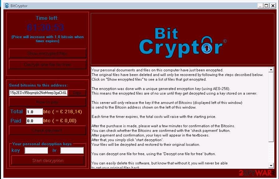 BitCryptor