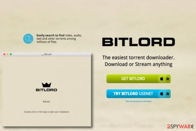 Installation of BitLord