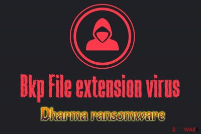 Bkp ransomware