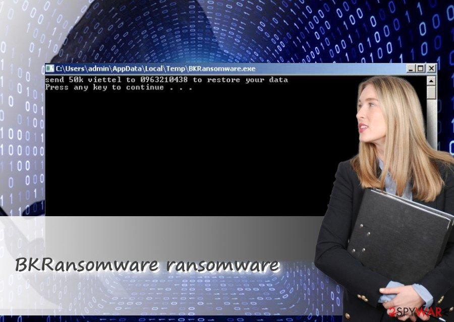 BKRansomware malware