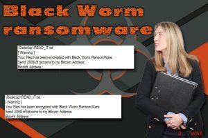 Black Worm ransomware