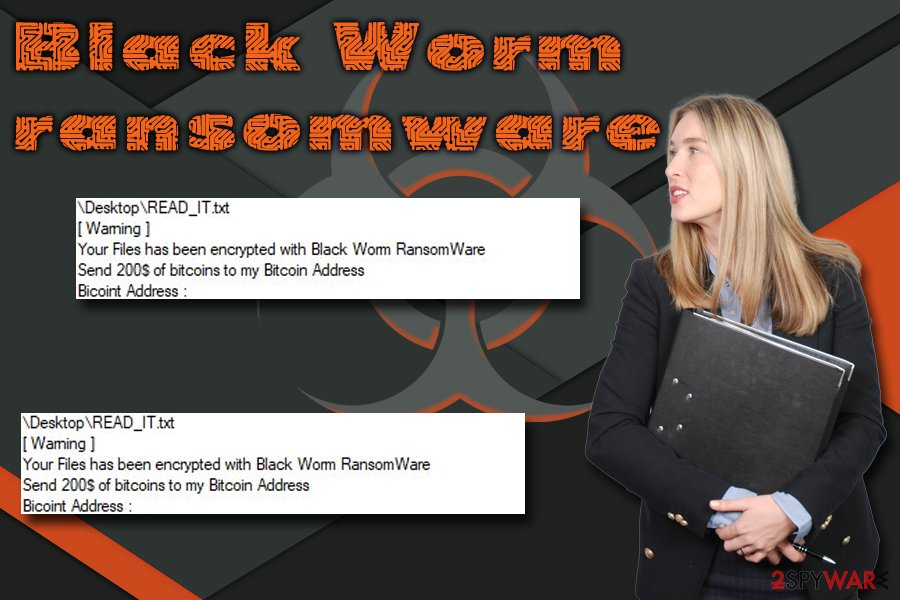 Black Worm virus