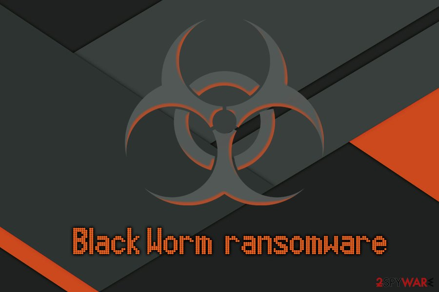 Black Worm ransomware
