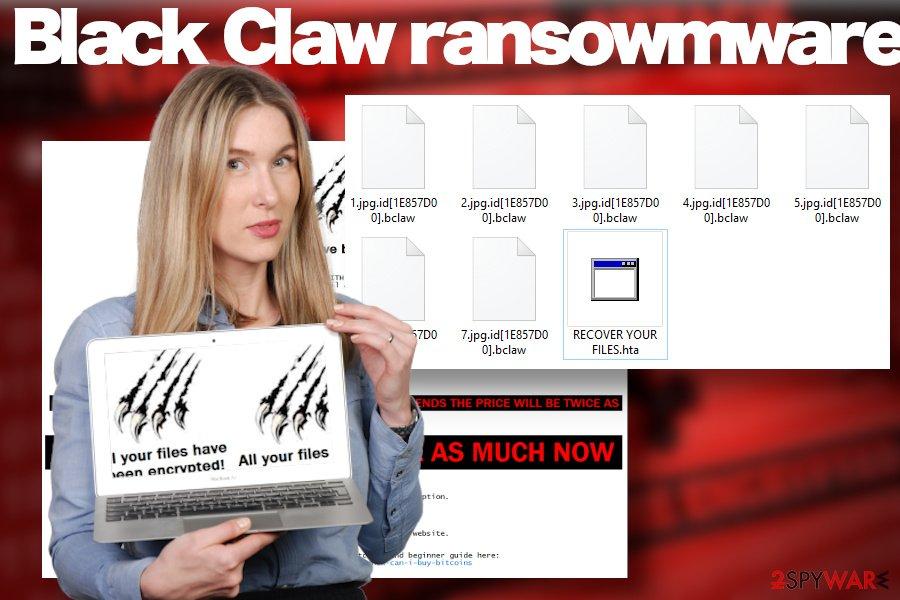 BlackClaw malware