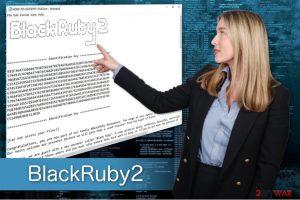 BlackRuby2 ransomware