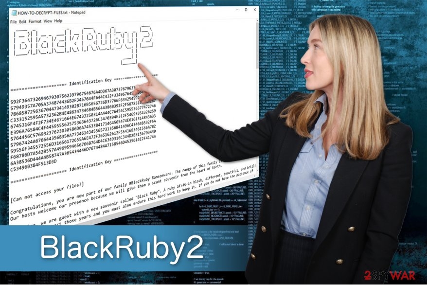 BlackRuby2 illustration