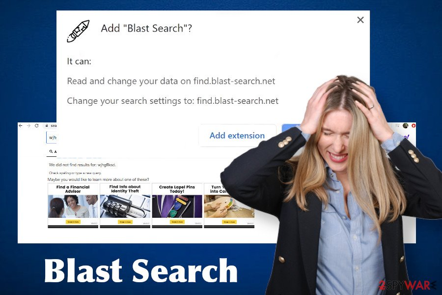 Blast Search virus