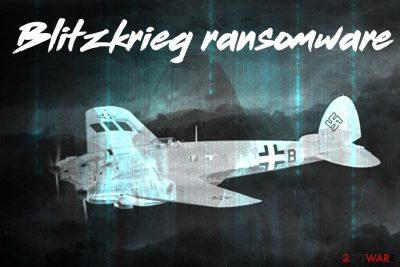 Blitzkrieg ransomware