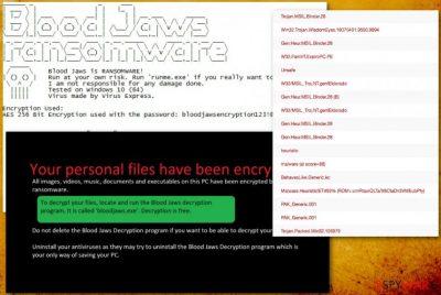BloodJaws ransomware image