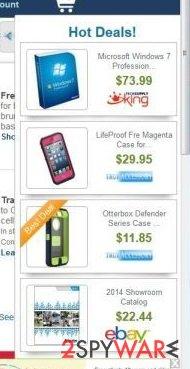 Bluegrate Ads snapshot
