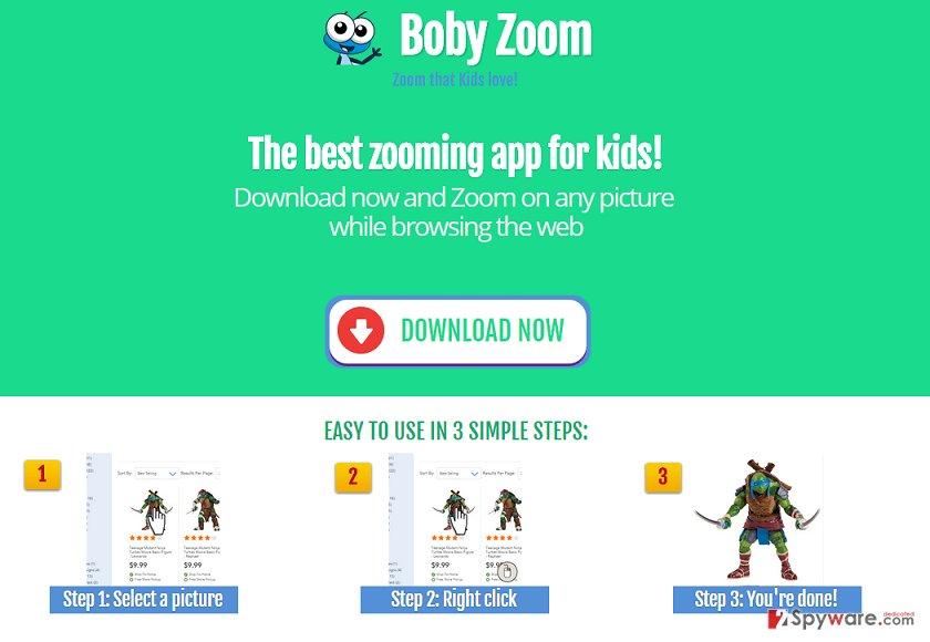 Boby Zoom virus